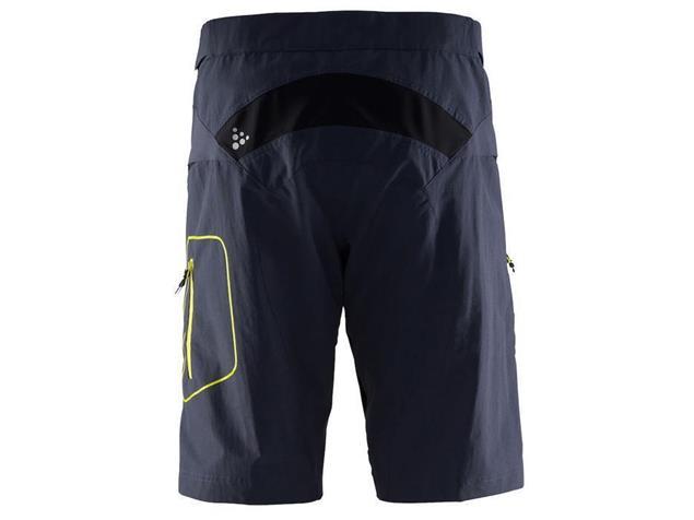 Craft X-Over Shorts Men kurz - L gravel