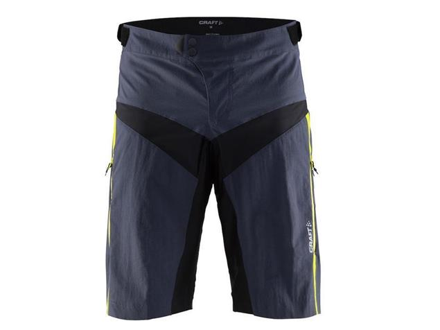 Craft X-Over Shorts Men kurz - XXL gravel