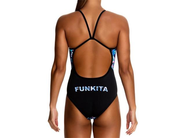 Funkita Tigress Ladies Badeanzug Single Strap - 40 (14)