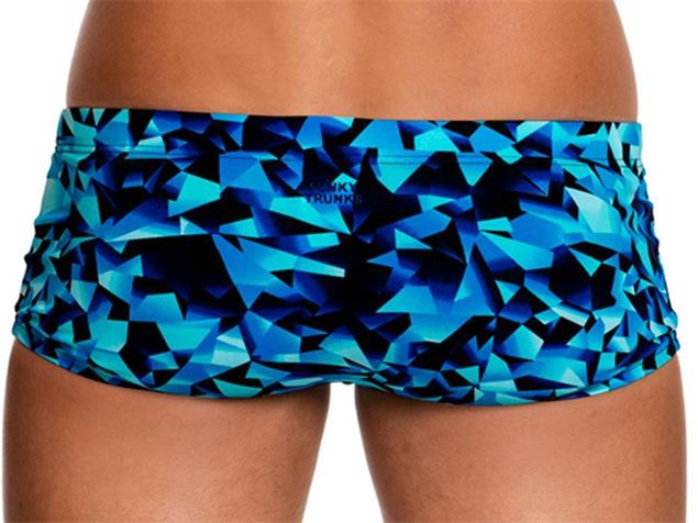 Funky Trunks Lightspeed Badehose Classic Trunk - L