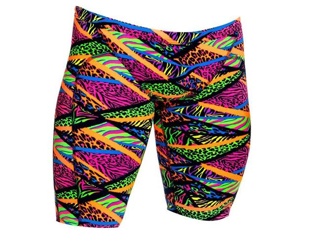 Funky Trunks Jungle Jagger Mens Jammer - 6 (36)