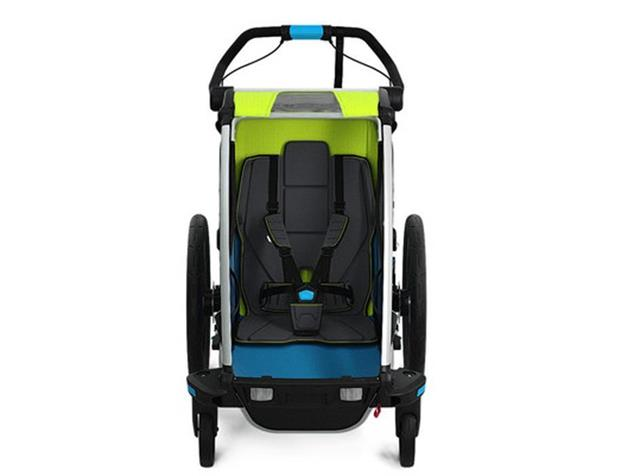 Thule Chariot Sport 1 Kinderanhänger - chartreuse