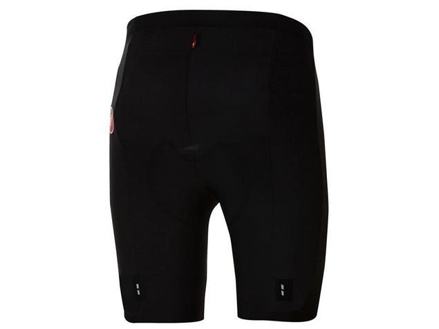 Castelli Evoluzione 2 Short Hose kurz - L black