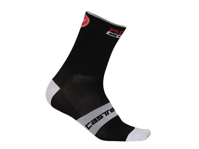Castelli Rosso Corsa 6 Sock Socken - XXL black