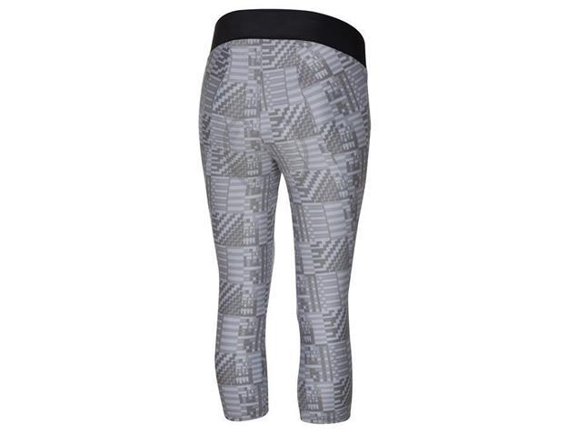 Castelli Bellissima Geometrico Women Knicker 3/4 - S camouflage gray