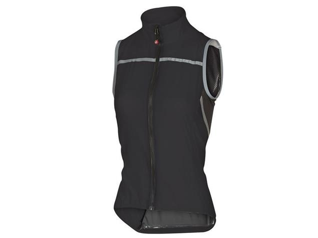Castelli Superleggera Women Windweste - XS anthracite