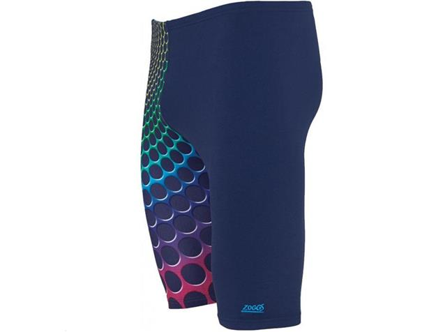 Zoggs Metallic Jammer Badehose - 7 blue/multi
