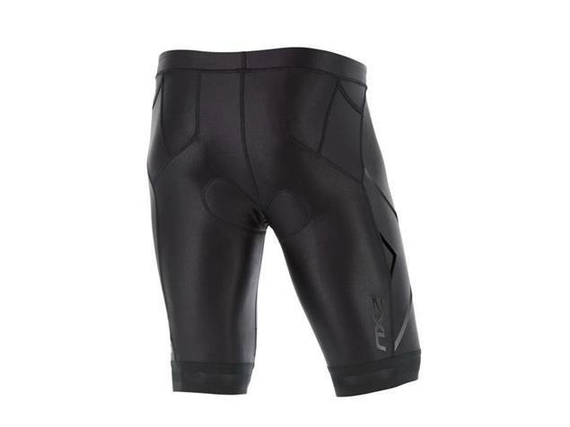 2XU Comp Men Tri Short MT4444b - XXL black/black