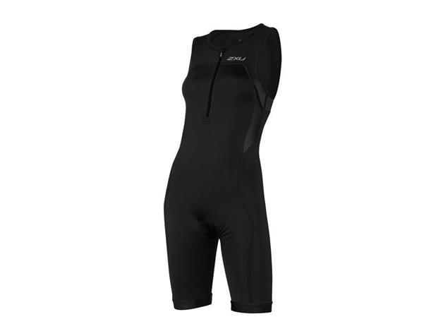 2XU Active Women Trisuit Einteiler WT4371d - M black/black