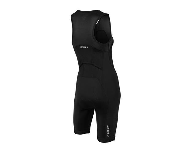 2XU Active Women Trisuit Einteiler WT4371d - L black/black