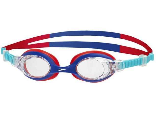 Speedo Sea Squad Skoogle Kids Schwimmbrille - red/blue