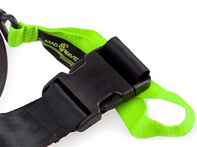 Mad Wave Short Belt Trainingsband - 3 (3.6-10.8 kg)