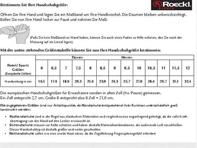 Roeckl Isola 3103-241 Sommerhandschuh - 10,5 schwarz