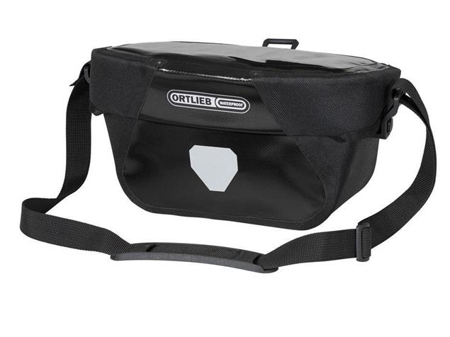 Ortlieb Ultimate6 Classic S Lenkertasche - schwarz
