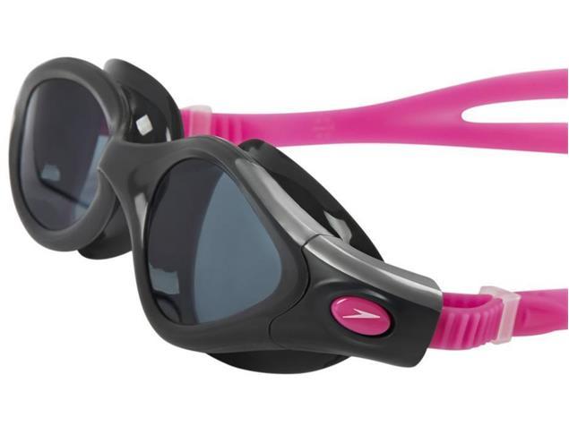 Speedo Futura Biofuse 2 Women Schwimmbrille - ecstatic pink/smoke