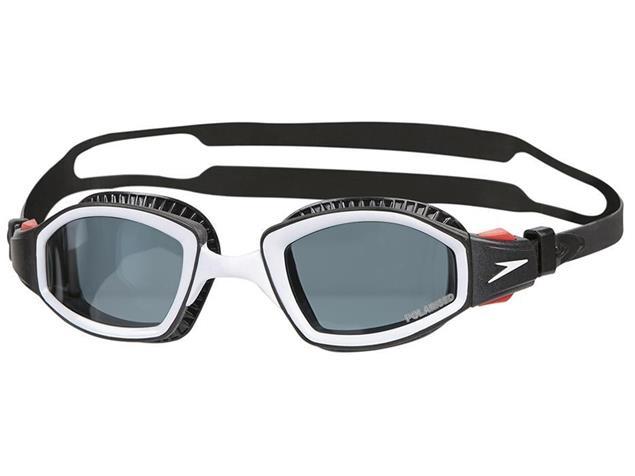 Speedo Futura Biofuse Pro Polarised Schwimmbrille black/smoke