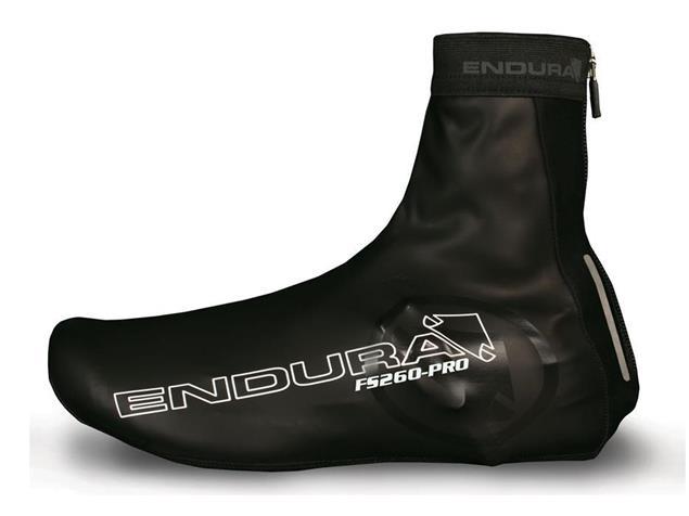 Endura FS260-Pro Slick Überschuh schwarz - S
