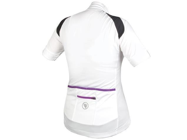 Endura Hyperon Ladys Trikot - XS white