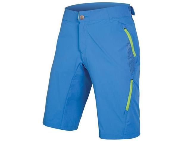 Endura Single Track Lite II Short - L ocean