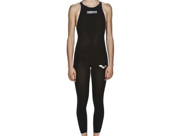 Arena Powerskin R-EVO+ Open Water Women Wettkampfanzug Full Body, Closed Back - 36 black