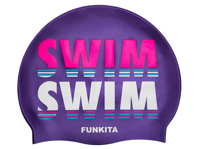 Funkita Still Swimming Silikon Badekappe