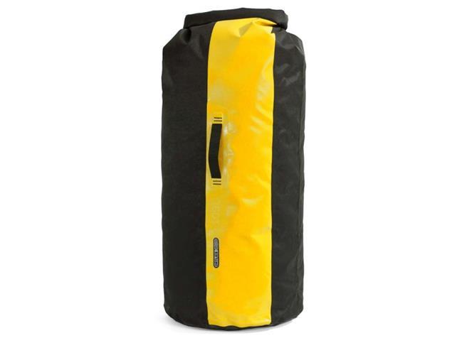 Ortlieb PS490 109 Liter Packsack - schwarz/sonnengelb