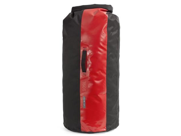 Ortlieb PS490 109 Liter Packsack - schwarz/rot