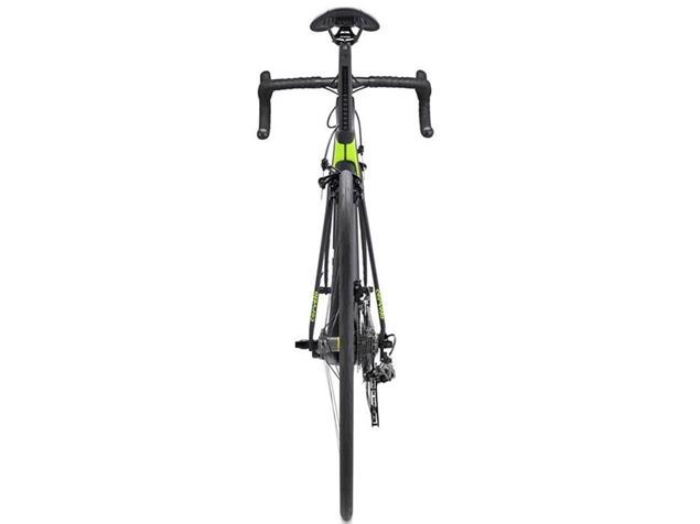 Cervelo R5 DuraAce 9100 Rennrad - 48 black/green