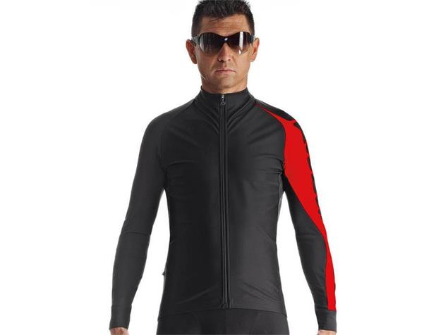 Assos milleintermediate evo_7 Jacket - XLG national red