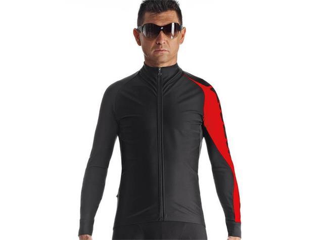 Assos milleintermediate evo_7 Jacket - TIR national red