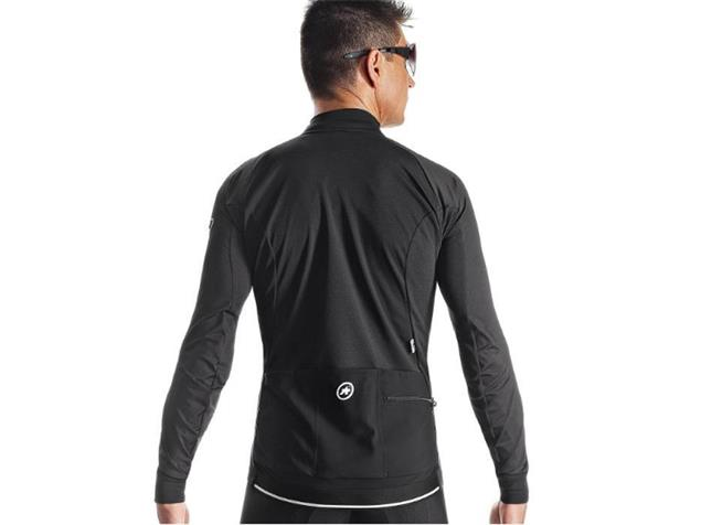 Assos milleintermediate evo_7 Jacket - XL block black