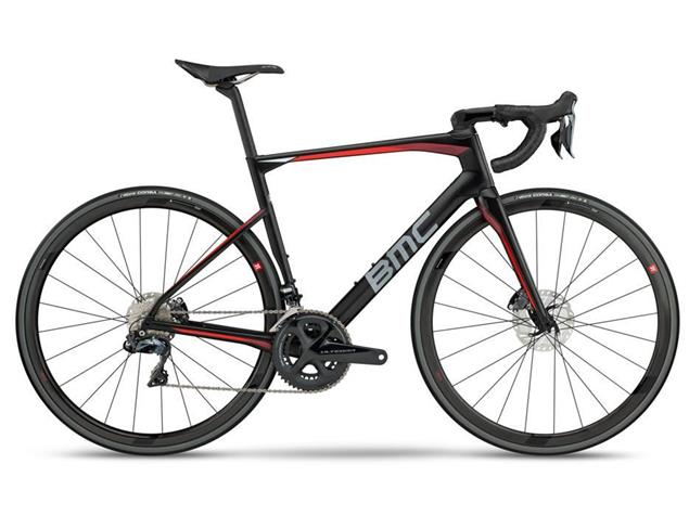 BMC Roadmachine RM01 Three Ultegra Di2 Rennrad - 54 carbon/white