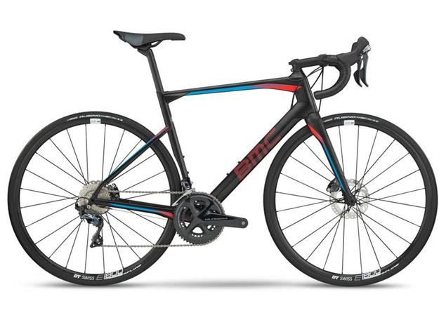 BMC Roadmachine RM02 Two Ultegra Rennrad - 56 carbon/red/blue