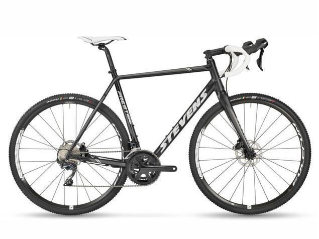 Stevens Prestige Cyclocrossrad - 52 velvet black