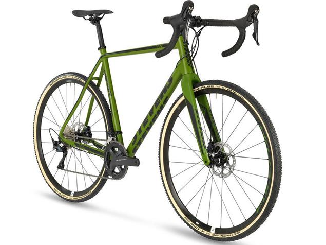 Stevens Vapor Cyclocrossrad - 54 dark olive