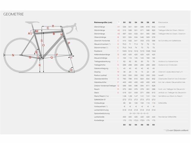 Stevens Super Prestige Disc Cyclocrossrad - 56 ink black