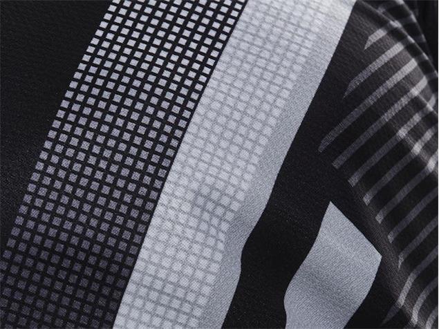 Craft Reel Graphic Trikot Men kurzarm - M black/platinum