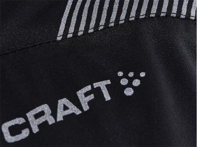 Craft Verve Rain Jacket Men - S black