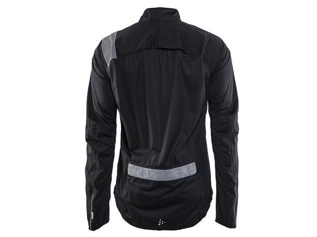Craft Verve Rain Jacket Men - M black