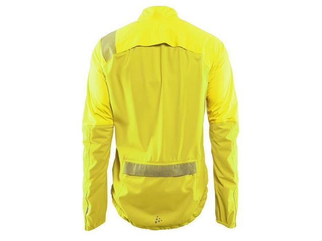 Craft Verve Rain Jacket Men - S flumino