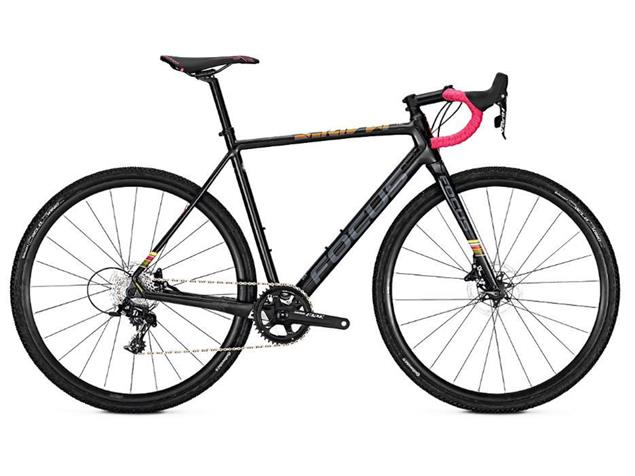 Focus Mares Apex 1 Cyclocrossrad - 48/XS black freestyle