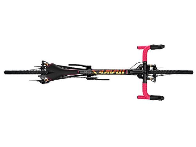 Focus Mares Apex 1 Cyclocrossrad - 51/S black freestyle