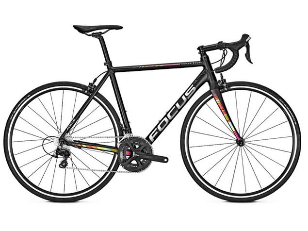 Focus Izalco Race AL 105 Rennrad - 51/S black freestyle
