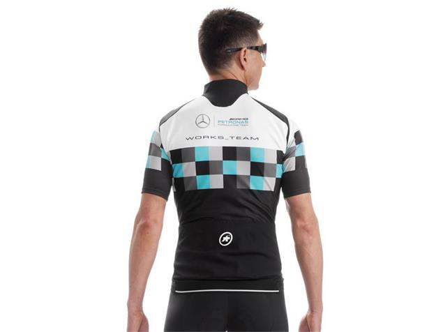 Assos ig.worksteamVest_evo8 Weste - L worksteam