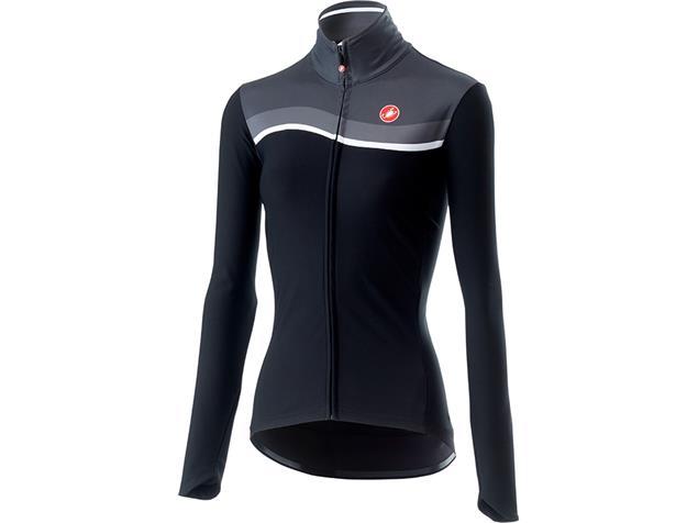 Castelli Mitica W Jacket Damen Jacke - M light black