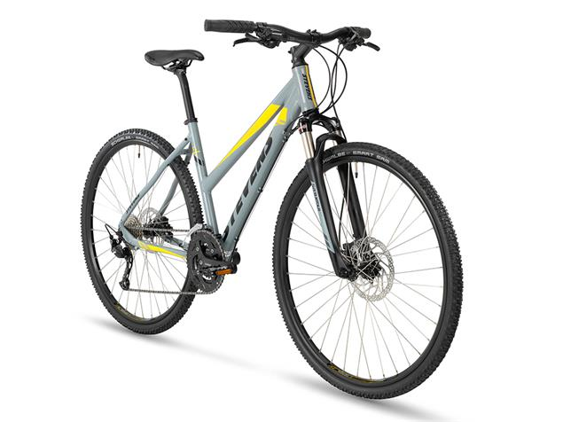 Stevens 4X Lady Crossrad - 50 dusty grey