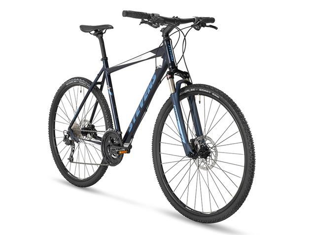 Stevens 5X Gent Crossrad - 48 navy blue