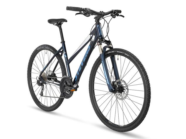 Stevens 5X Lady Crossrad - 46 navy blue