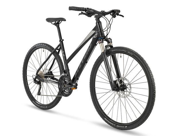 Stevens 6X Lady Crossrad - 50 velvet black