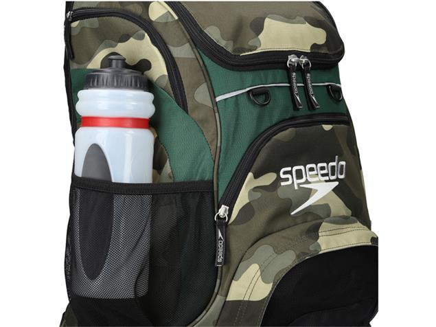 Speedo T-Kit Teamster Rucksack 35 Liter - camo/forest green